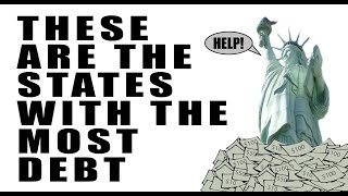 THESE Are the States Who Will Go Bankrupt First! Absolutely No Chance of Avoiding the Collapse!