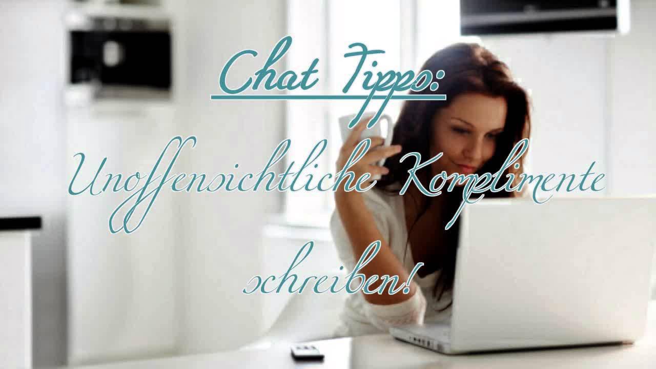 chat tipps unoffensichtliche komplimente machen mit frauen richtig schreiben youtube. Black Bedroom Furniture Sets. Home Design Ideas