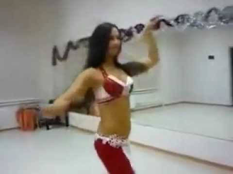 Sexy Arabic Dance video