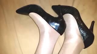 Туфли и колготки в магазине Алиэкспресс | Shoes and pantyhose in the store Aliexpress