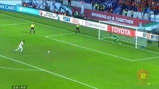 Pha băt bóng hài hước Đặng Văn Lâm trận Việt Nam - Jordan asian cup 2019