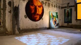 Niels Reyes - Metafisica del Tropico at XII Havana Biennale 2015