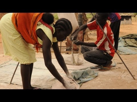 Hunger is a daily reality for South Sudan's children