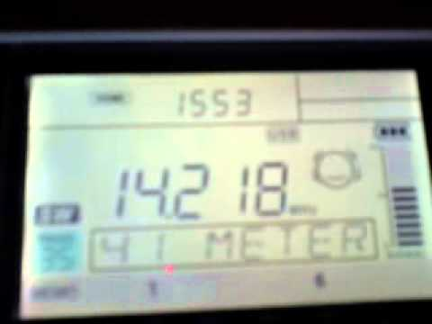 Ham Radio DX - 20m - from Barcelona-Spain Pt. 2