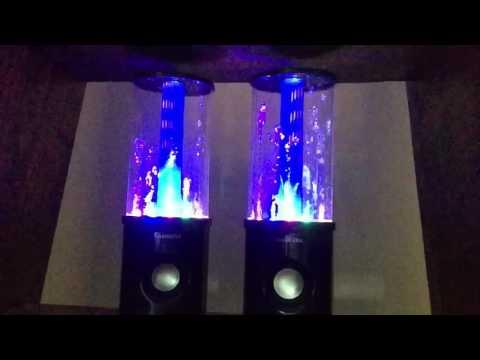 Make the ground shake song | water speakers (audio)