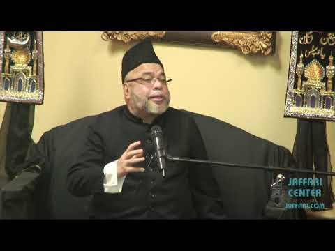 7th Muharram 2019/1441 Maulana Sadiq Hasan Majlis