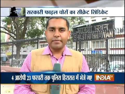 India TV Exclusive: In Espionage Case, Inputs for Finance Minister's Budget Speech Also Stolen