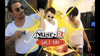 Best New Salt Bae (Nusret) Compilation Parody Funniest 2018 Vine