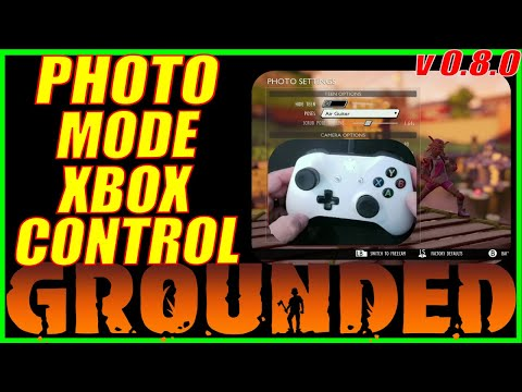 Photo Mode - XBOX ONE Controller - Grounded
