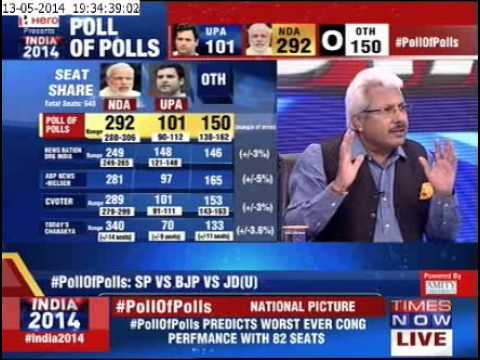 Poll Of Polls Elections 2014 - Full Episode