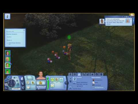 The Sims 3: Abitions Gameplay Vid #2