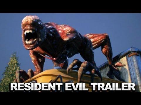 Confira o novo trailer de Resident Evil: Damnation