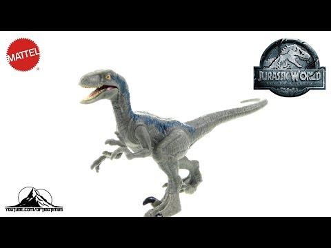 Optibotimus Reviews: Jurassic World Fallen Kingdom Attack Pack VELOCIRAPTOR