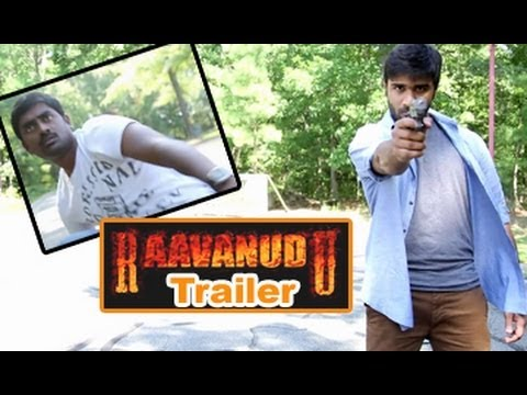 Raavanudu | Telugu Short Film Trailer | By Ravi Veera video