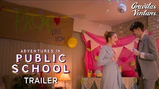 Adventures in Public School | Judy Greer | Daniel Doheny | Trailer