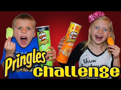 Pringles Challenge Family Fun Pack