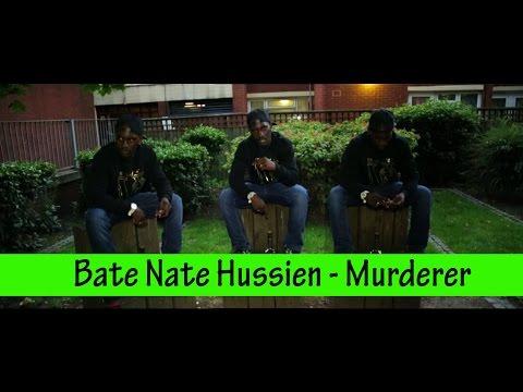 Bate Nate Hussien - Murderer (Music Video) @B8Nate @MisjifTV