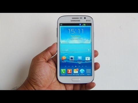 Samsung Galaxy Grand GT-I9082 Review: Complete In-depth Hands-on full HD