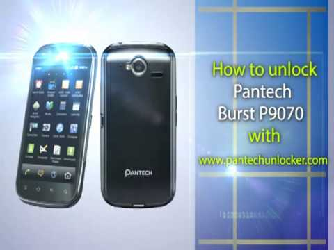 HOW TO UNLOCK PANTECH BURST INSTANTLY