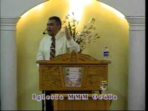 Movimiento Misionero Mundial Mensaje. Acuerdate de mi Rev.Ezequias Garcia mmm Ocala