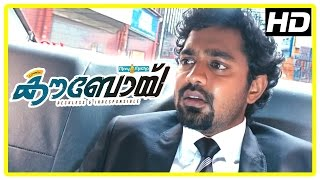 Cowboy - Cowboy - Asif Ali travels in car