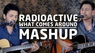 download musica RadioactiveWhat Comes Around - Imagine DragonsJustin Timberlake Malbec Trio Cover