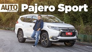 Mitsubishi Pajero Sport: um SUV que tem o que o Toyota SW4 não tem