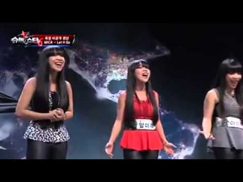 Amazing Group From Philippines Sing Let It Go On Korean Show video