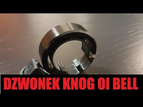 Knog Oi Bell - Dzwonek Rowerowy, Który Nie Wygląda Jak Dzwonek // Rowerowe Porady