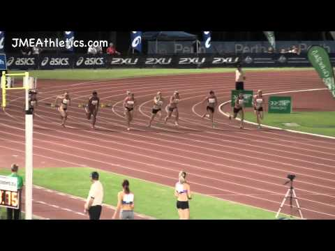 2012 Perth Track Classic - Womens 100m