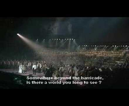 les miserables--finale 10 anniversary concert