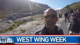 "West Wing Week 09/04/15 or, ""Let's Go to Alaska!"""