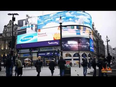 Piccadilly-Circus: London travel guide