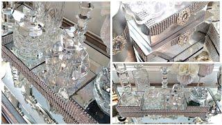 Glam Dollar Tree DIY Mirror Decor Ideas 2019