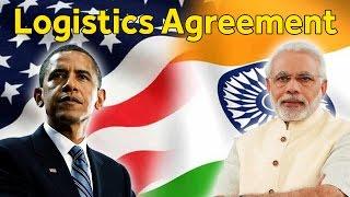 India and US Logistics Exchange Agreement : Latitude