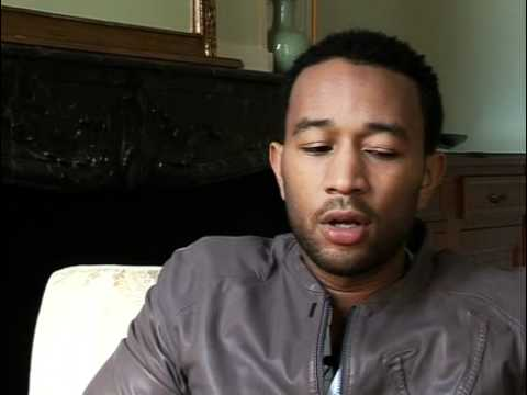 John Legend interview (part 5)