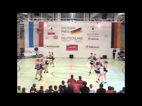 Rocking Ladies - Großer Preis von Deutschland Formationen 2011