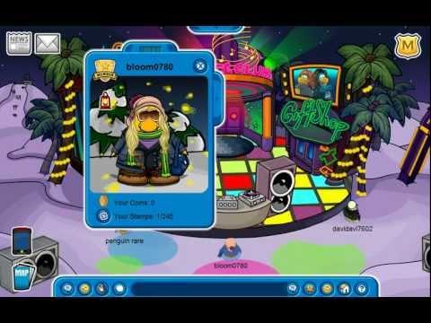 Club Penguin: Como Ser Socio Gratis! Julio 2012