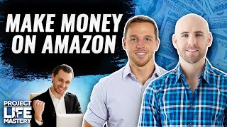 How to Make Money on Amazon in 2018 (Matt Clark of Amazing Selling Machine)