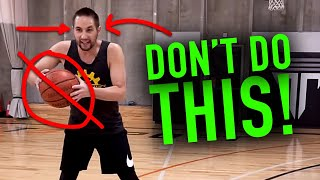WARNING: Don't Do These Three Bad Scoring Mistakes | Basketball Scoring Tips