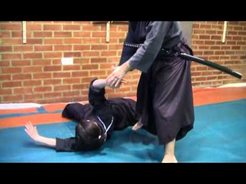 Ogawa Ryu Aikijujutsu - March - study and Training moments Image 1