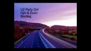 Watch U2 Party Girl video