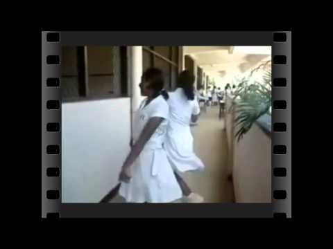 Sri Lankan School Girls Dancing To Tamil Version