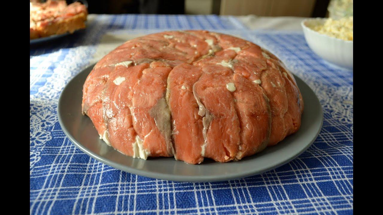 Салат из красной соленой рыбы рецепт очень вкусный с