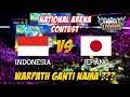 Saints Warpath Tampil Dengan Nama Baru Rise Warpath Indonesia vs Jepang National Arena Contest