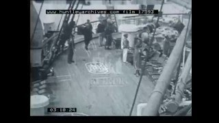 Story About the Queen Mary Ocean Liner, 1930s - Film 17593