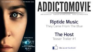 The Host - Teaser Trailer Music #1 (Riptide Music - They Came From The Blue)
