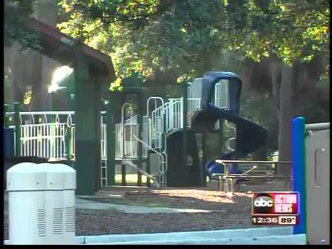 Keeping children safe on playgrounds