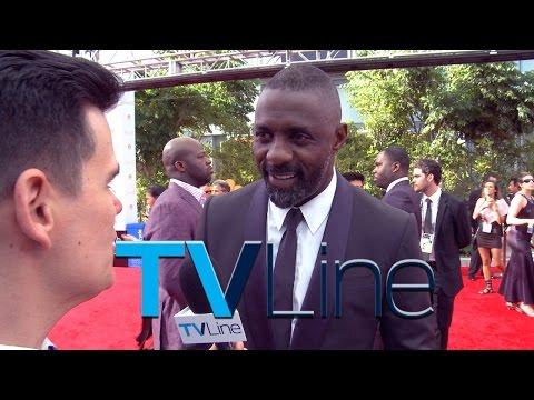 "Emmys 2014 - Idris Elba ""Luther"" Interview - TVLine"