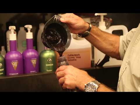 Adding Hair Dye to Shampoo : Hair & Beauty Tips